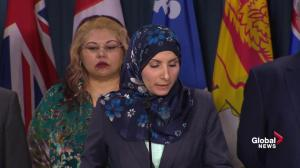 Muslim Canadian Forum discusses anti-Islamophobia motion